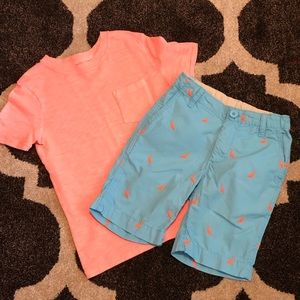 Gap Kids Short Outfit